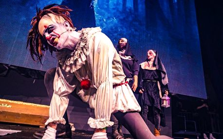 Ohana Horor Cirkus: nová show WANTED - WANT IT