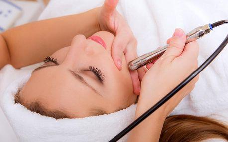 Kosmetické ošetření obličeje dle výběru
