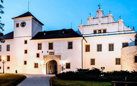 Prohlídka Blanenského zámku a muzea