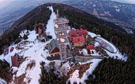 Beskydy: Chata Javorový Vrch