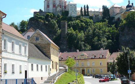 Vranov nad Dyjí, Jihomoravský kraj: Apartman Modry dum