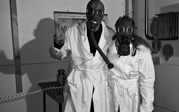 Úniková hra Chernobyl: záchranná mise2