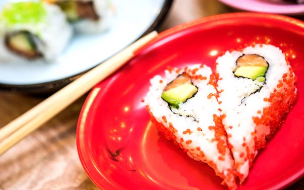 Running sushi pro 1 osobu4