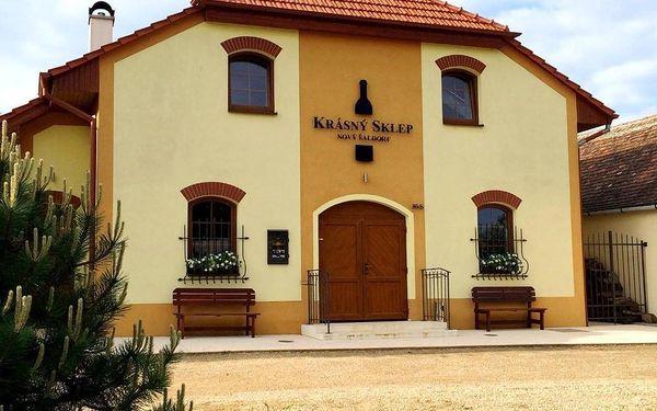 Znojmo, Jihomoravský kraj: Penzion Krásný sklep