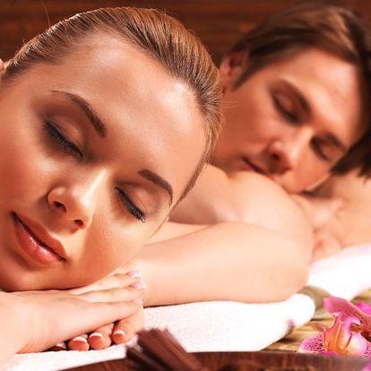 Relax pro dva: 30–90minutová thajská masáž