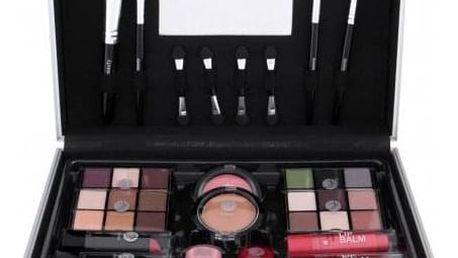 2K From Barcelona With Love dárková kazeta pro ženy Complete Makeup Palette