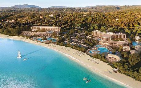 Řecko - Korfu letecky na 8-12 dnů, ultra all inclusive
