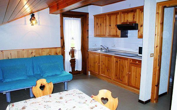 Apartmánový Dům Borch, Alta Valtellina, vlastní doprava, bez stravy2