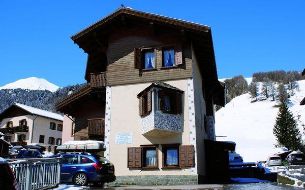Apartmánový Dům Borch, Alta Valtellina, vlastní doprava, bez stravy3