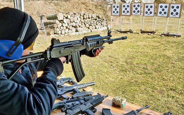 Základní balíček - 5 zbraní, 16 nábojů3