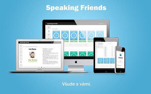 Roční online kurz angličtiny + 1 přístup pro druhou osobu zdarma5