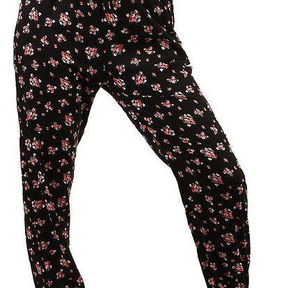 Pohodlné dámské kalhoty pro volný čas
