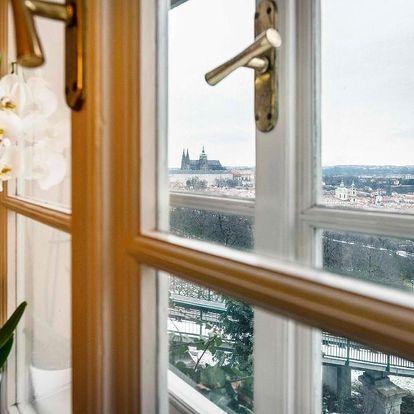 Praha: Restaurace a apartmány Nebozízek
