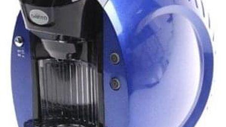 Kapslový kávovar Davito modrý