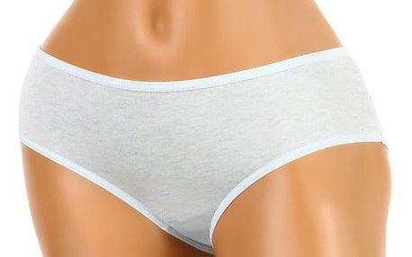 Žíhané kalhotky - klasický střih