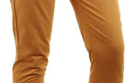Dámské bavlněné business kalhoty