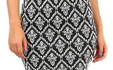 Dámská sukně s vintage vzorem