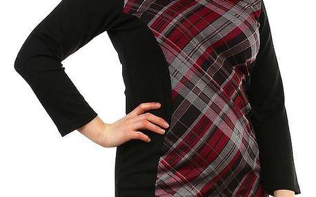 Společenské šaty i pro plnoštíhlé