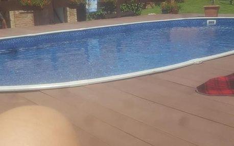 Zlínský kraj: Selská chalupa s bazénem a prostornou zahradou