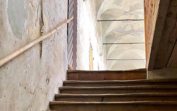 Pobyt se snídaní + komentovaná prohlídka zámku Kolštejn, všední dny   2 osoby   2 dny (1 noc)5