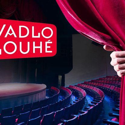 40% sleva až na 2 vstupenky do Divadla v Dlouhé
