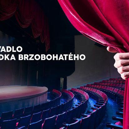 30% sleva na lístky do Divadla Radka Brzobohatého