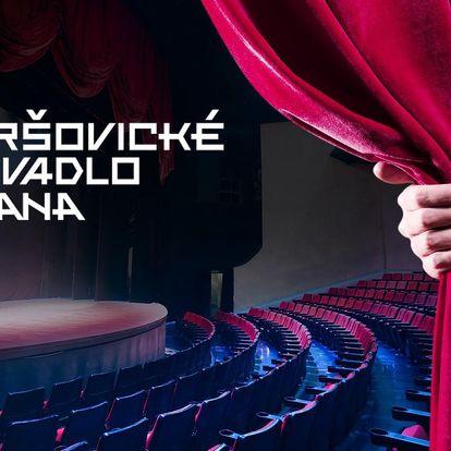 30% sleva na vstupenky do Vršovického divadla MANA