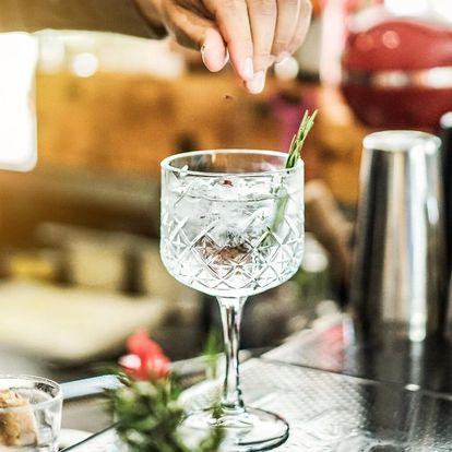 Gin&Tonic: řízená degustace s odborným výkladem