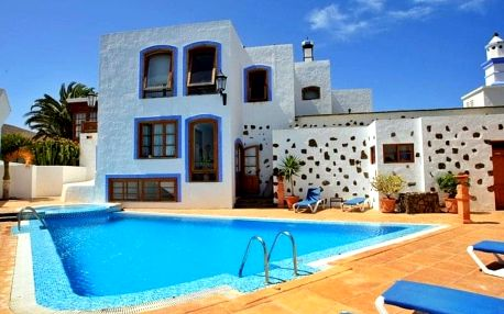 Španělsko - Lanzarote letecky na 8-15 dnů, snídaně v ceně