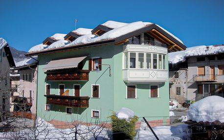 Týdenní Paganella se skipasem | Apartmány Villa dei Fiori*** | Ubytování a skipas