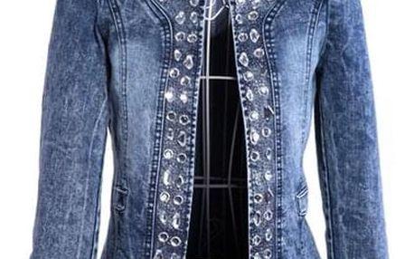 Dámská džínová bunda Candace