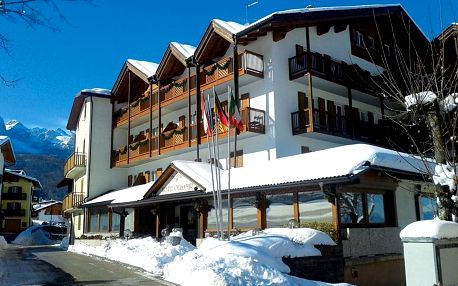 4–8denní Paganella se skipasem | Hotel Olisamir*** | Ubytování, Polopenze a skipas