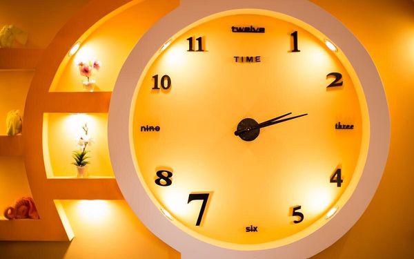 60 minut pro 1 osobu, masáž dle výběru2