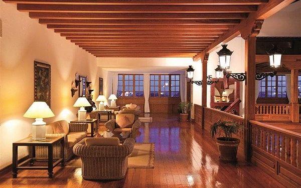 SEASIDE LOS JAMEOS PLAYA, Lanzarote, Kanárské ostrovy, Lanzarote, letecky, snídaně v ceně5