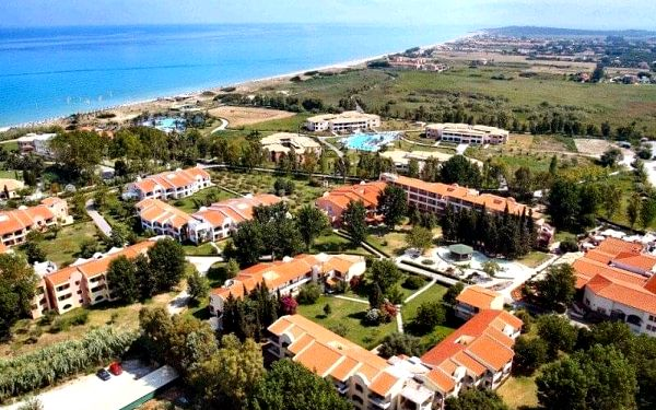 Gelina Village Aqua Park, Korfu, Řecko, Korfu, letecky, all inclusive4