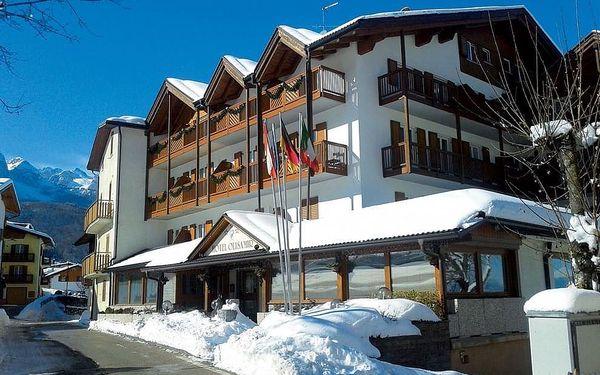 4–8denní Paganella se skipasem   Hotel Olisamir***   Ubytování, Polopenze a skipas