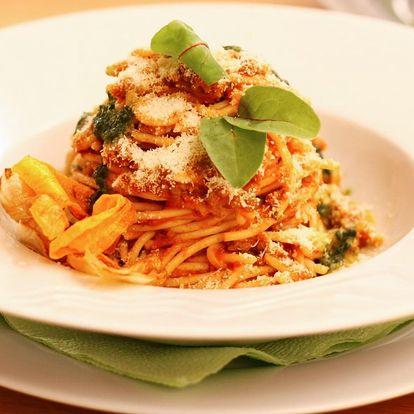 Italská pasta pro 1 i 2 osoby: výběr ze 4 druhů