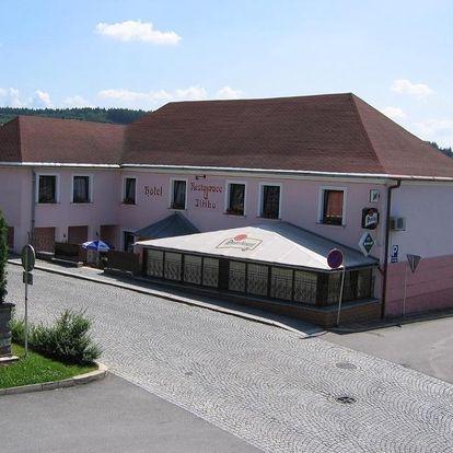Humpolec, Vysočina: Hotel U Jiřího