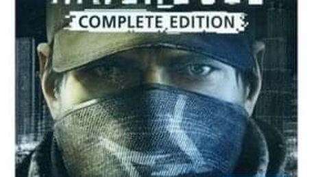 Hra UBISOFT Watch_Dogs Complete edition (XONE)