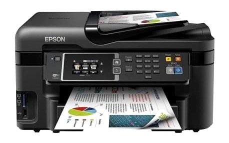 Tiskárna EPSON WorkForce WF-3620DWF (C11CD19302)