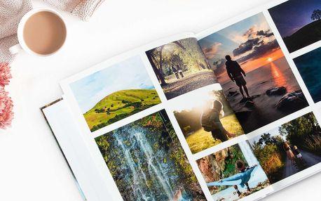 Kvalitní fotokniha 30x30 v tvrdé vazbě