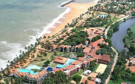 Srí Lanka - Marawila letecky na 11 dnů, all inclusive