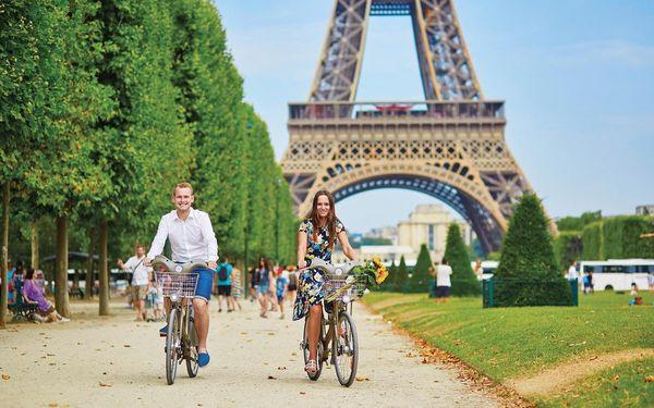 Romantický víkend v Paříži, Paříž, letecky, snídaně v ceně3