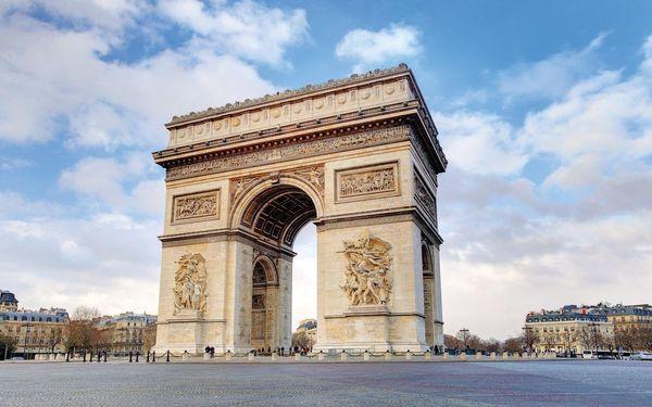Paříž - prodloužený víkend, Paříž, letecky, snídaně v ceně3