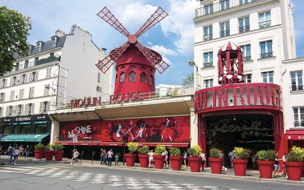 Romantický víkend v Paříži, Paříž, letecky, snídaně v ceně4