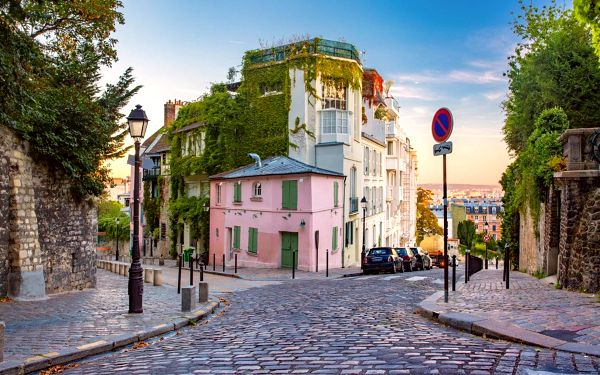 Romantický víkend v Paříži, Paříž, letecky, snídaně v ceně5
