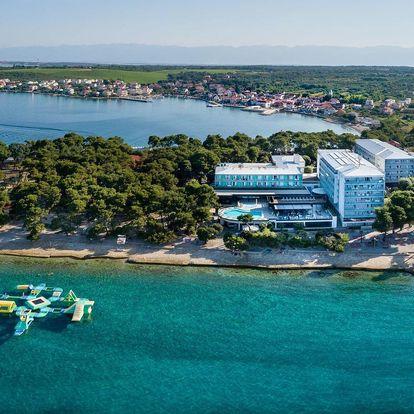 Chorvatsko - Petrčane na 3-15 dnů, polopenze