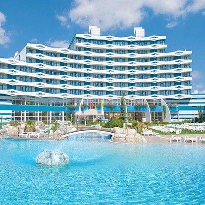 Bulharsko - Slunečné pobřeží letecky na 11-15 dnů, all inclusive