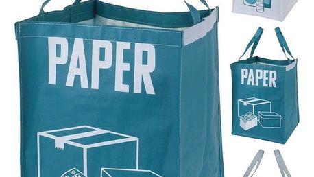 Tašky na tříděný odpad, 3 ks