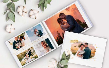 Kvalitní fotokniha v tvrdé vazbě z vašich nejkrásnějších momentů